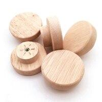 Круглые деревянные ручки для мебели Посмотреть