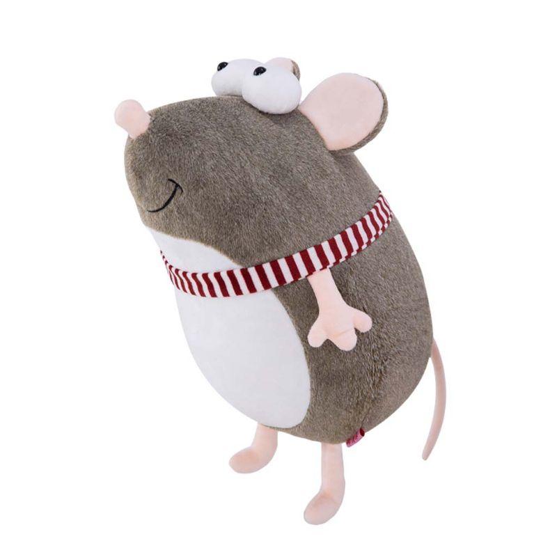 Grandes olhos bonito rato boneca de pelúcia animal de pelúcia macio fofo brinquedo sofá carro travesseiro novo brinquedo