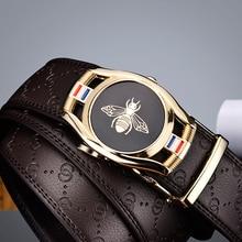 new men's belt,Ladies belt automatic buckle, famous brand men's belt, men's luxury belt, stylish leather business belt