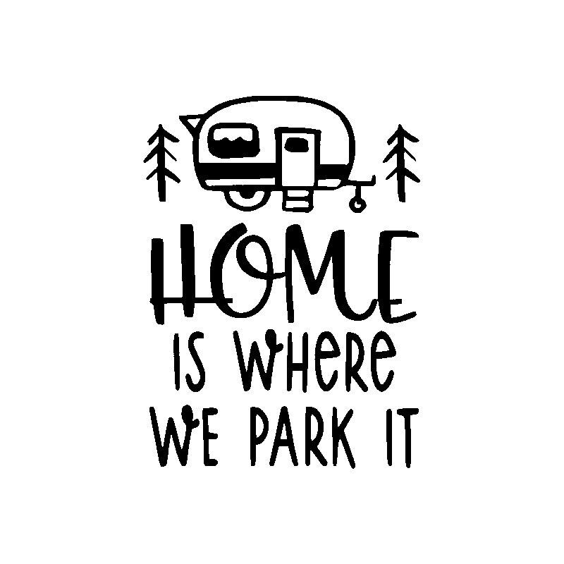 11 см * 15 см интересная наклейка для дома и парковки автомобиля KK виниловая наклейка черные/серебряные автомобильные аксессуары