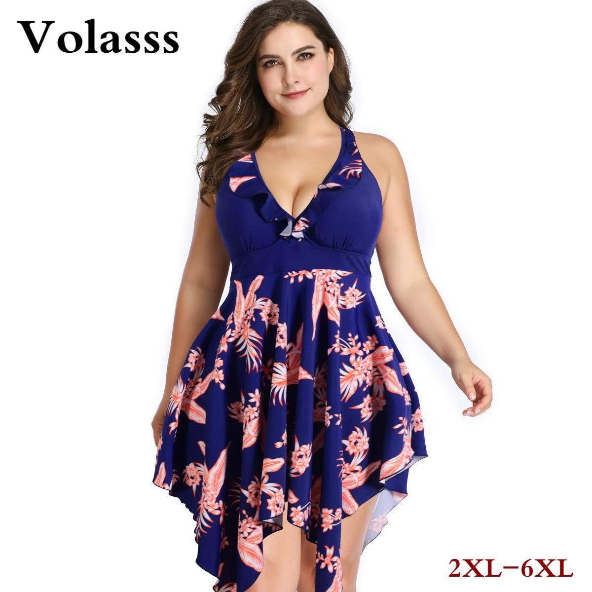 Купить Купальное Платье Большого Размера