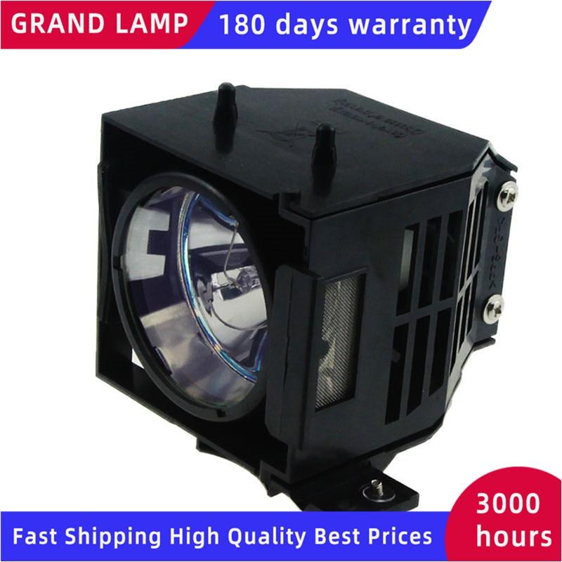 V13H010L45 proyector de repuesto lámpara ELPLP45 para Epson PowerLite 6100i 6000 EMP-6110 EMP-6000 EMP-6010 EMP-6100 EMP-6110i