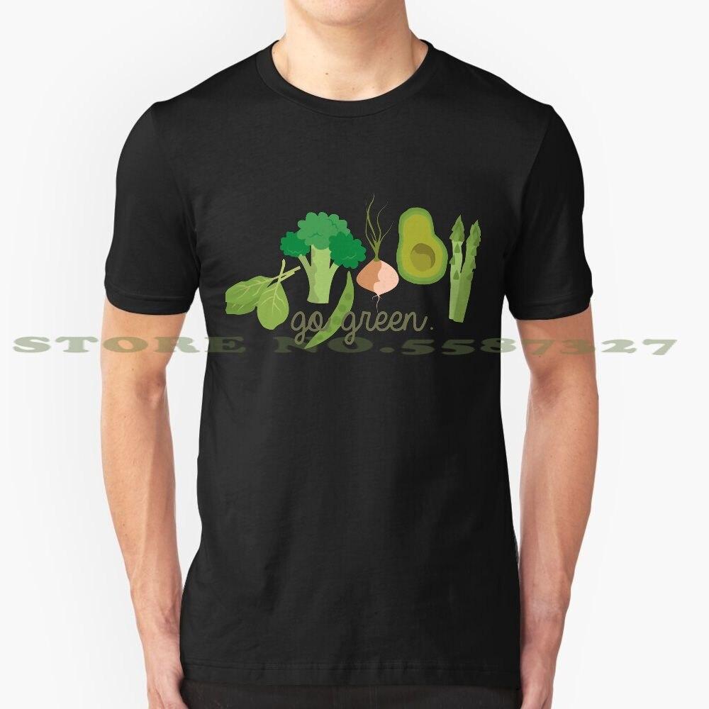 ¡Verde! -Vegano/vegetariano negro blanco camiseta para hombres mujeres Hipster vegano saludable comida divertida vegetariana Beet Beat Let The