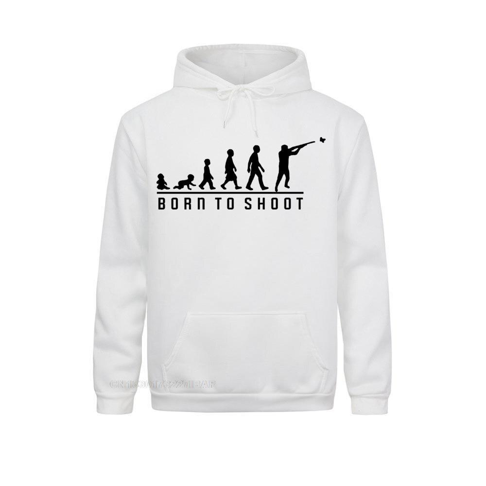 Мужская спортивная одежда Born To Shoot, мужские кофты с косым принтом в стиле Харадзюку, мужские топы, мужские пуловеры