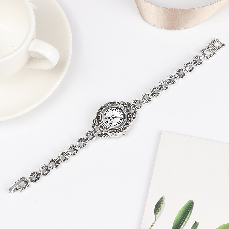 Relogio Feminino Women Watch Elegant Luxury Quartz Fashion Casual Watches Women Bracelet Relojes Silver WristWatch Reloj Mujer
