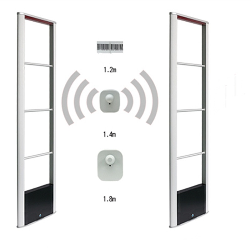 New Arrival!! eas rf mono antenna,one antenna can detect both sides,8.2mhz eas system enlarge