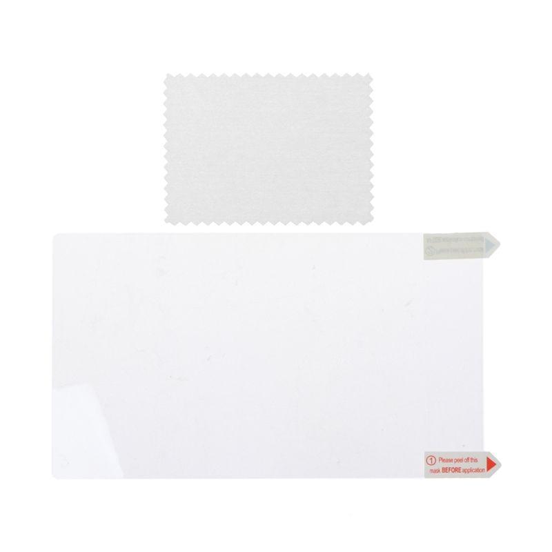 Ultra Clear Hd Beschermende Film Oppervlak Guard Cover Voor Nintendo Wii U Gamepad