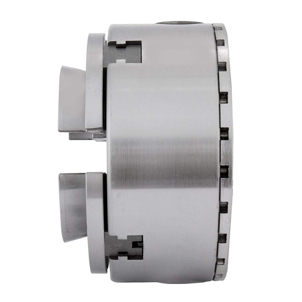 4-jaw self-centering wood work lathe chuck round jaws (with tooth in both sides) for 3.75 inch wood lathe chuck enlarge