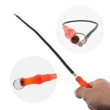 560mm / 600mm Faltbare Starke Magnetische Pickup-Tool Metall Flexible Pick Up Werkzeug Grip Grabber Hand Werkzeug Frühling magnet Saug Bar