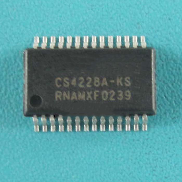 2pcs   CS4228A-KS CS4228 SSOP-28
