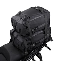rhinowalk motorcycle bag saddle bags luggage 10l20l30l tail bag waterproof inner bag multi function outdoor riding backpack