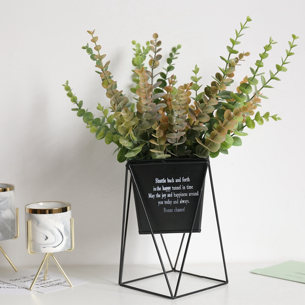 Popular beneficio Ins dinero hojas hoja flor decoración hogar mobiliario mano novia ramo boda botánica pared flores