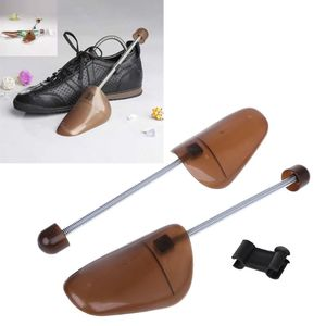 Fits Fixed Support Stretcher Shaper Plastic Spring Men Shoe Shoes Trees 1Pair