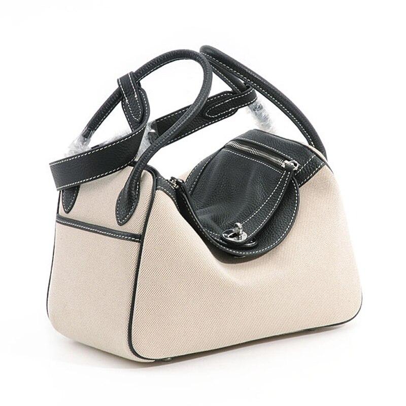 2020 nuevos bolsos de cuero genuino para mujer elegantes bolsos de hombro de diseño de marca Venta caliente Bolsos De Mujer