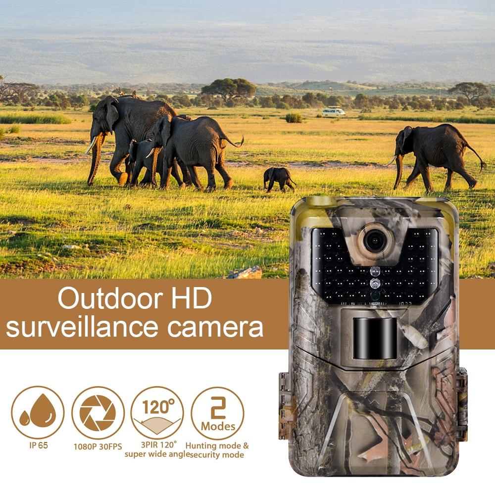 HC-900PRO 900LTE 900G 900M Trail Camera 4K WIFI Bluetooth Infrared Night Vision Camera Surveillance Camera Exterieur Sans Fil