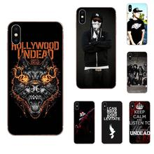 Coque de mode pour Xiaomi Redmi Mi 4 7A 9T K20 CC9 CC9e Note 7 9 Y3 SE Pro Prime Go Play 2019 Hollywood morts-vivants masque
