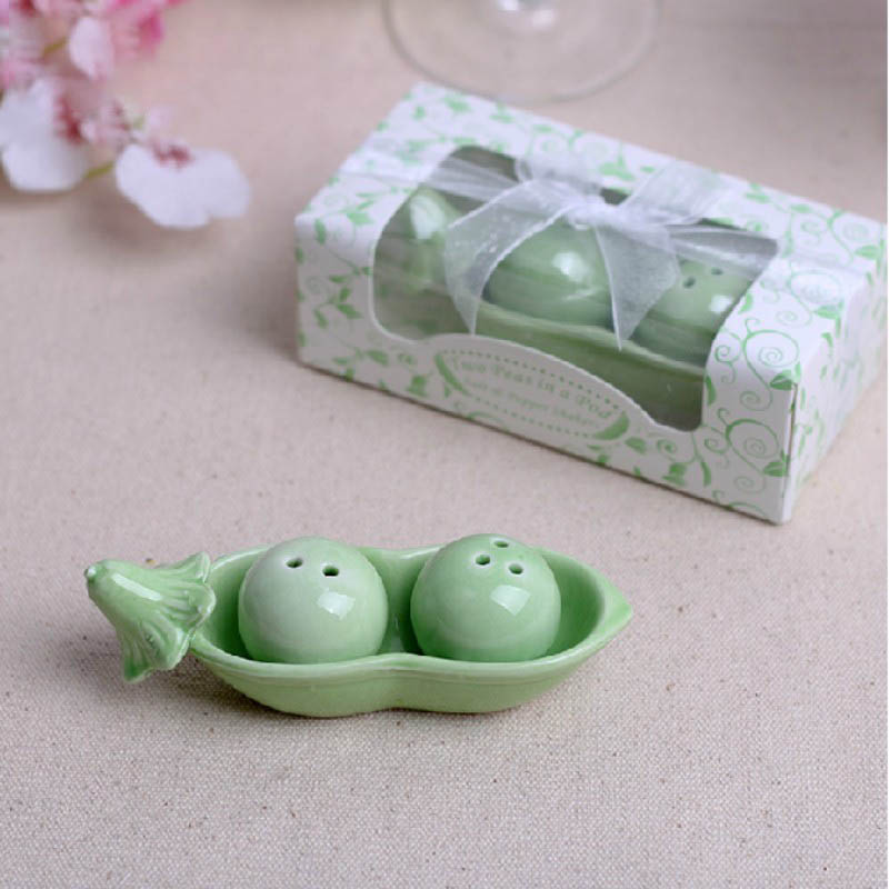 2 unids/set de frijoles forma pimienta botella de condimento botella de boda regalos de cumpleaños suministros de arte para decoración del hogar regalos de artesanía