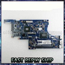 SHELI pour LENOVO 04W2106 PIVP1 LA-7041P carte mère Thinkpad Edge E220S carte mère dordinateur portable SR0BJ i3-2357m CPU DDR3