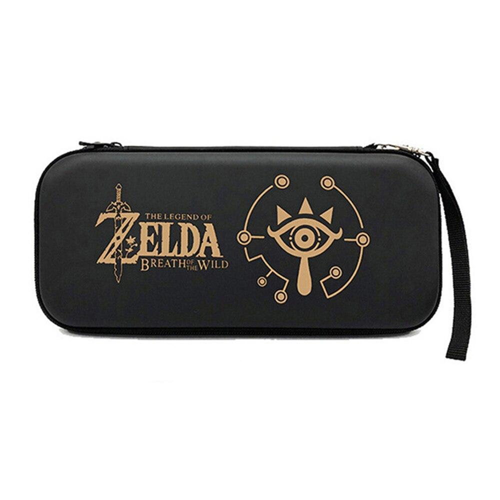 Sac de rangement accessoires de jeu coloré étui de protection Portable grand stockage pour interrupteur Nintendoswitch NS