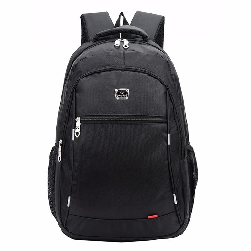 backpack men s korean wave casual backpack men s bags computer bags large and medium sized student bags fashion travel bags New Casual Nylon Laptop Backpack Men' Travel Backpack School Bags Teenager Backpack Men Notebook Computer Bags Large Capacity
