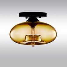 Nordic Simple Modern Restaurant Ceiling Light Creative Bar Counter Aisle Bedroom Balcony Cafe Livingroom Glass Lamp