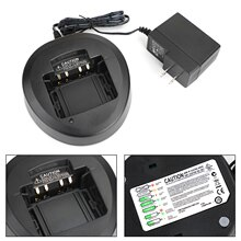 Artudatech 1x Lader Batterij Voetstuk Voor Vertex Standard Vx 531 534 454 V354 Evx 539