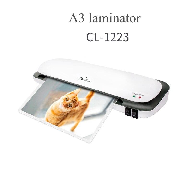 A3 الصورة تغليف A4 وثيقة الإلتصاق آلة البلاستيك آلة مكتب المنزل CL-1223