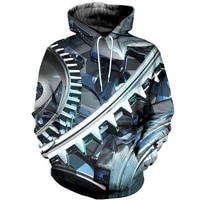 newest gear clothes art 3d printed sweatshirt zipper hoodie casual unisex jacket pullover jacket tops style g 448