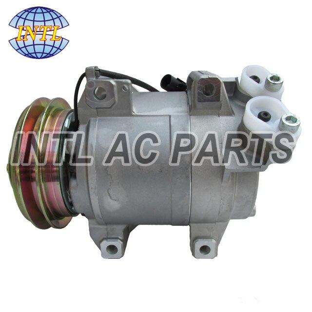 MN123626 5060121501, 506012-1501 Z0016253A Z0009896A DIESEL DKS-15D DKS15D DE UN del compresor a/c para Mitsubishi camioneta Triton L200