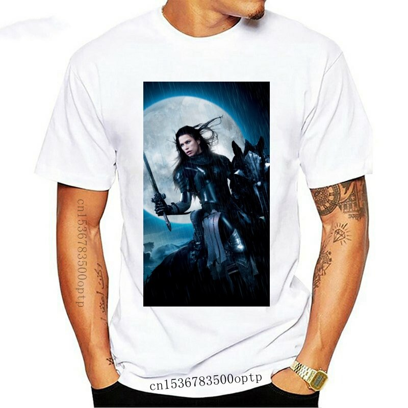 2021 New Underworld Rise Of The Lycans Movie Poster Men'S T Shirt Hip Hop Harajuku Tee Shirt Gym T-Shirt Custom T-Shirts For Men