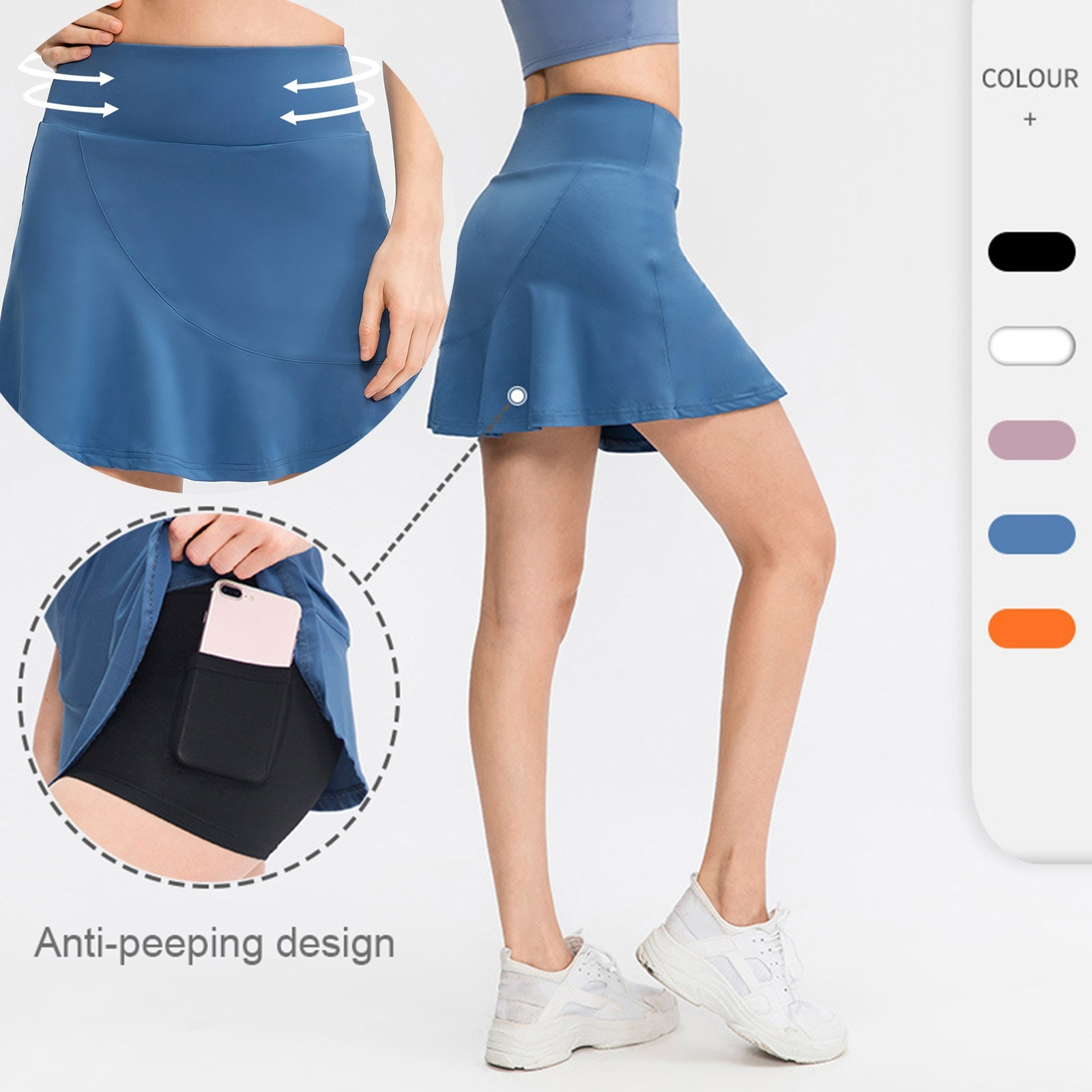 Pantalones de Yoga holgados de dos piezas para mujer, mallas deportivas de...