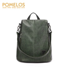 POMELOS sac à dos femme femmes sac à dos en cuir PU sac Anti-vol haute qualité Softback mode urbaine sacs à dos pour filles femmes
