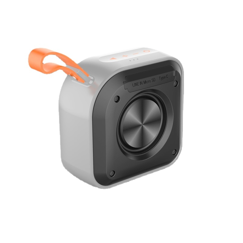Wireless Series Bluetooth Stereo Heavy Subwoofer High Volume 7 Level Waterproof Outdoor Portable Small Speakers 15W Power enlarge
