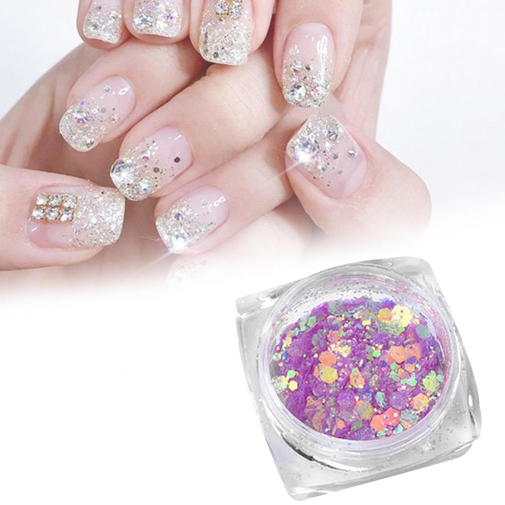 Nail Powder Fruity Series Coat Dip Nail Glitter Powder UV Sensitive Fadeless Metal Lightweight Nails Art Decoration for Beauty