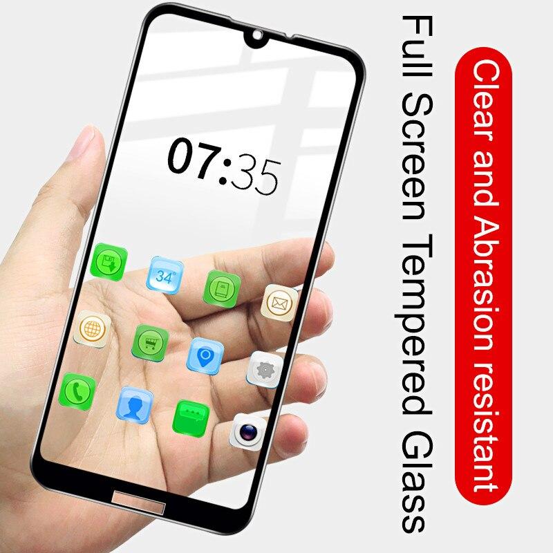 Cobertura completa Imak Protector de pantalla de vidrio templado para Nokia 4,2 9 PureView película protectora de vidrio templado para nokia 9