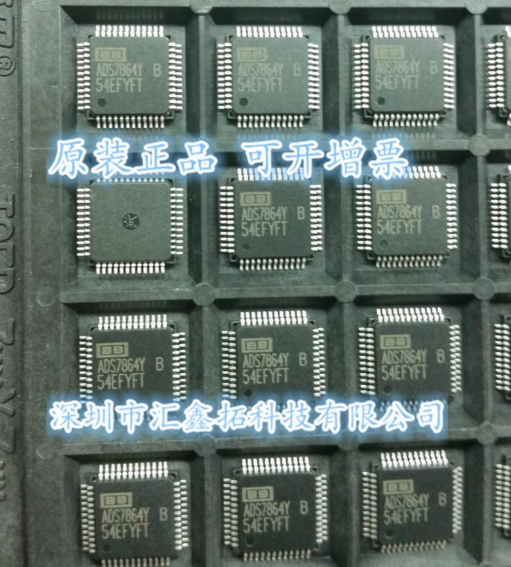 ADS7864Y ADS7864 TQFP48