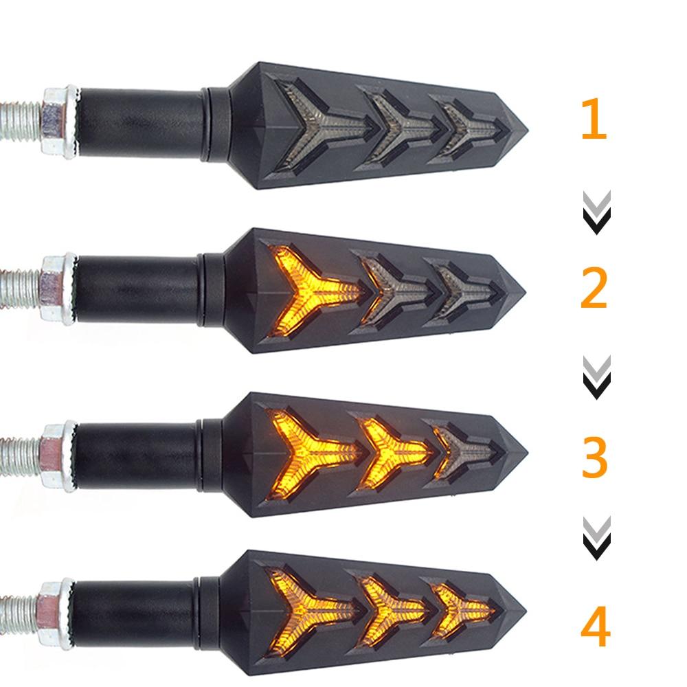 Luz Intermitente Led para motocicleta, para parada de motocicleta, relé para giros de Moto, Vespa Px Intermitente para Moto