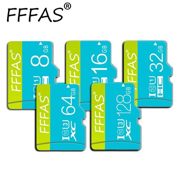 Best quality hot sale Micro SD Memory card 128GB 64GB 32GB 16G 8G class10 TF card Microsd Pen drive