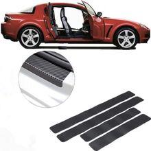 Car Door Sill Sticker Door Edge Protector For Volvo S40 S60 S80 S90 V40 V60 V70 V90 XC60 XC70 XC90