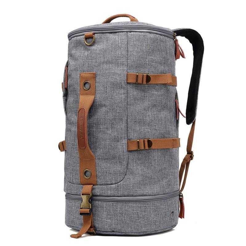 الرجال على ظهره كول بيل متعددة الوظائف النايلون الذكور حقيبة كتف و حقيبة ساعي و حقيبة يد 17.3 بوصة محمول على ظهره CB-8008