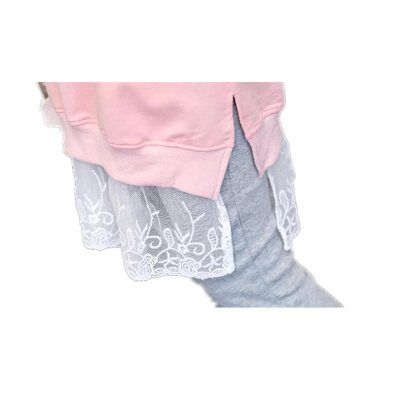 Nursing Maternity  Dresses 2020 Fall  Breastfeeding Tee T-Shirt +Pants 2PCS  For Pregnancy Women Tops Clothing Outwear B0100 enlarge