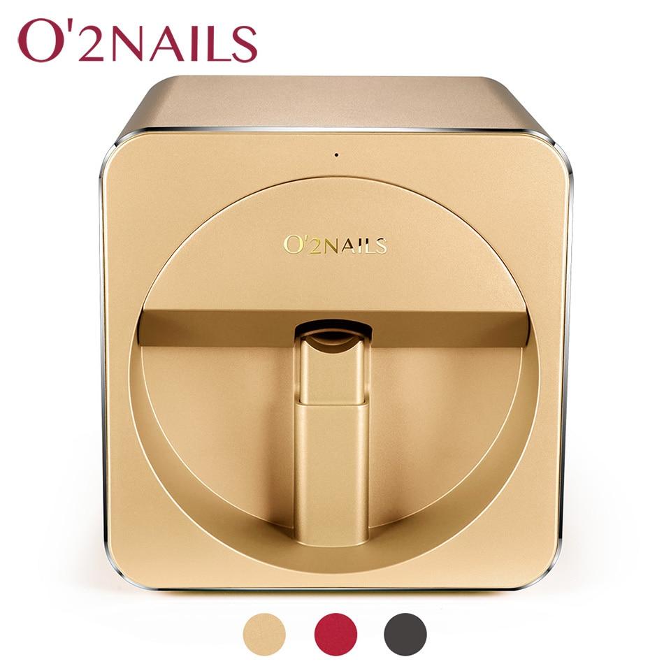 O2nails Professional Nail Printer X11 Portable Nail Art Printer Machine For Nail Salon