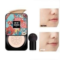 moisturizing cc cream mushroom head air cushion foundation concealer bb cream air permeable natural brightening makeup tool