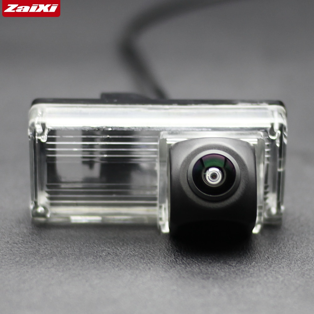 Auto nuevo aparcamiento cámara HD MCCD CCTV para Toyota Reiz/Mark X MarkX 2004, 2005, 2006, 2007, 2008, 2009 cámara de reversa coche Android
