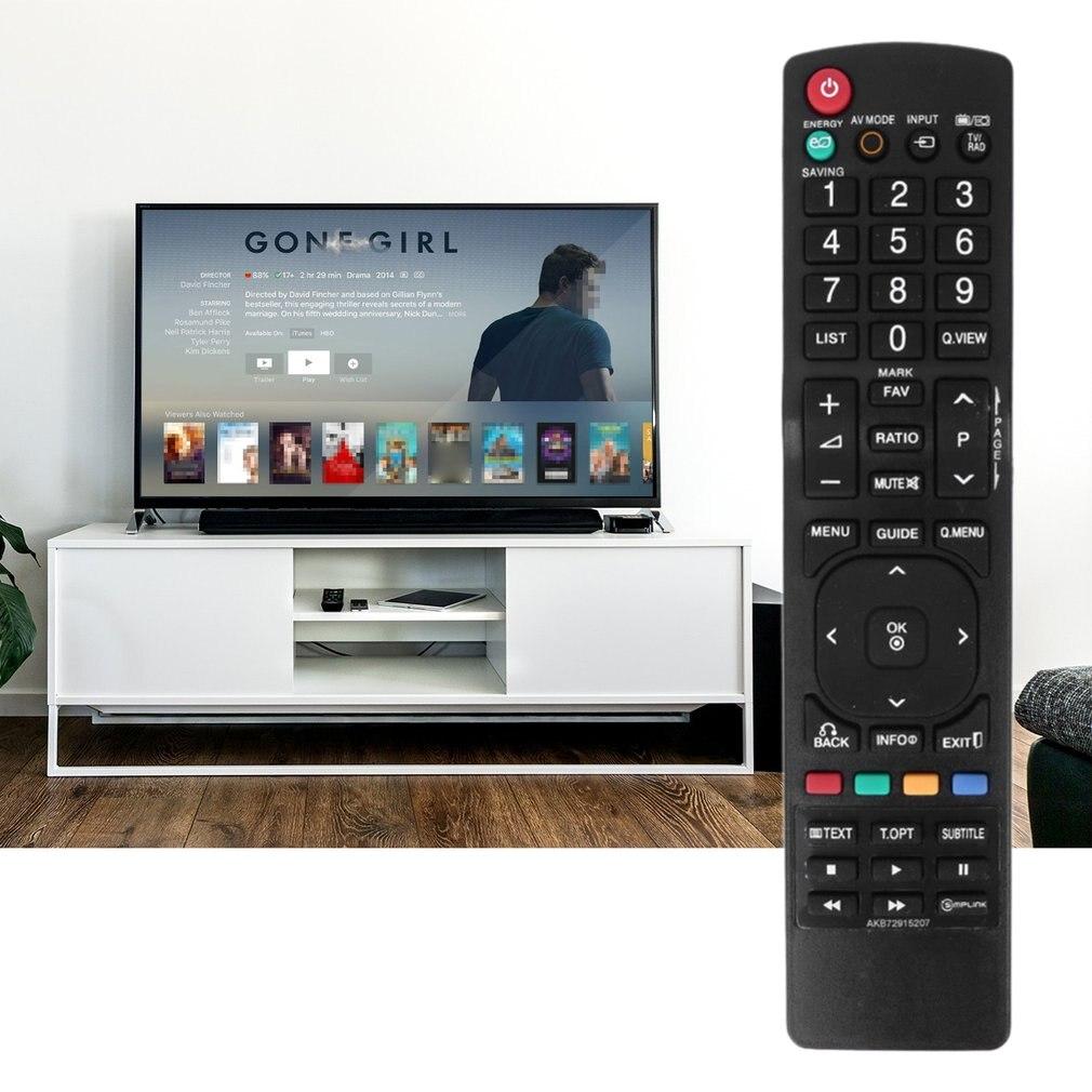 Controle remoto portátil para televisão, para lg lcd, 2 mb, 32l60, 37l450, 47l420