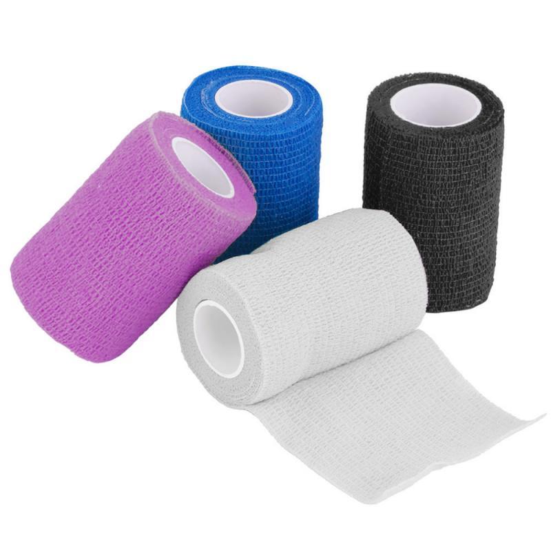 10-см-5-м-голеностопная-трубчатая-повязка-для-бандажа-спортивная-лента-Водонепроницаемая-наружная-камуфляжная-самоклеящаяся-лента