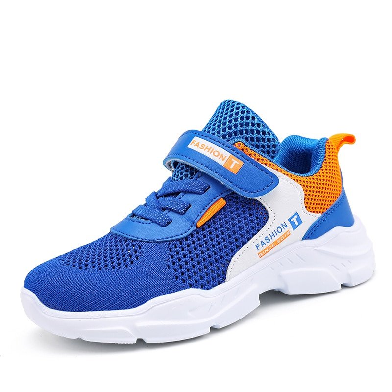 Fashion New Summer Spring Kids Shoes Lightweight Sports Trainers Casual Boys School Running Trainers