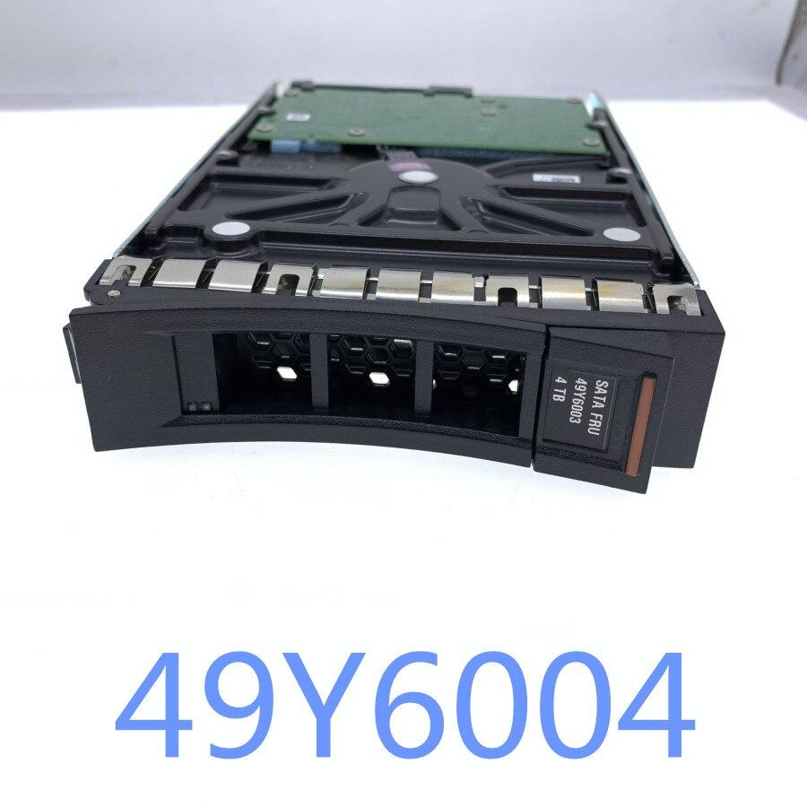 X3650 M4 M5 49Y6004 49Y6002 4T SATA 3.5 بوصة 7.2K ضمان جديد في الصندوق الأصلي. وعد بالإرسال خلال 24 ساعة