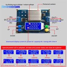 Dc Dc 35W 4A Automatische Buck Boost Power Supply Module SK35Y Cc Cv Verstelbare Gereglementeerde Constante Stroom Solar Opladen board