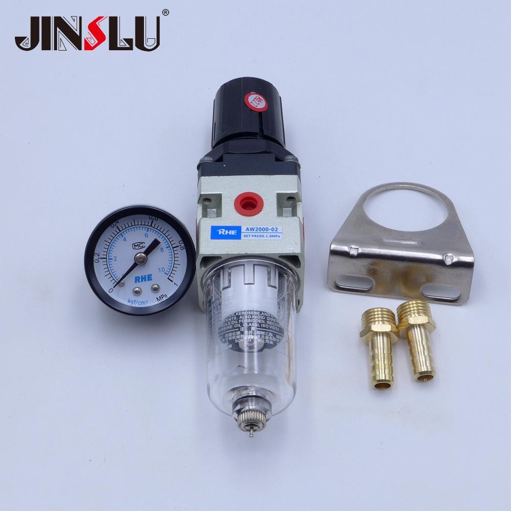 RHE, cortadora de Plasma, máquina de corte, regulador de filtro de aire, separador de agua 0,05 ~ 0,8